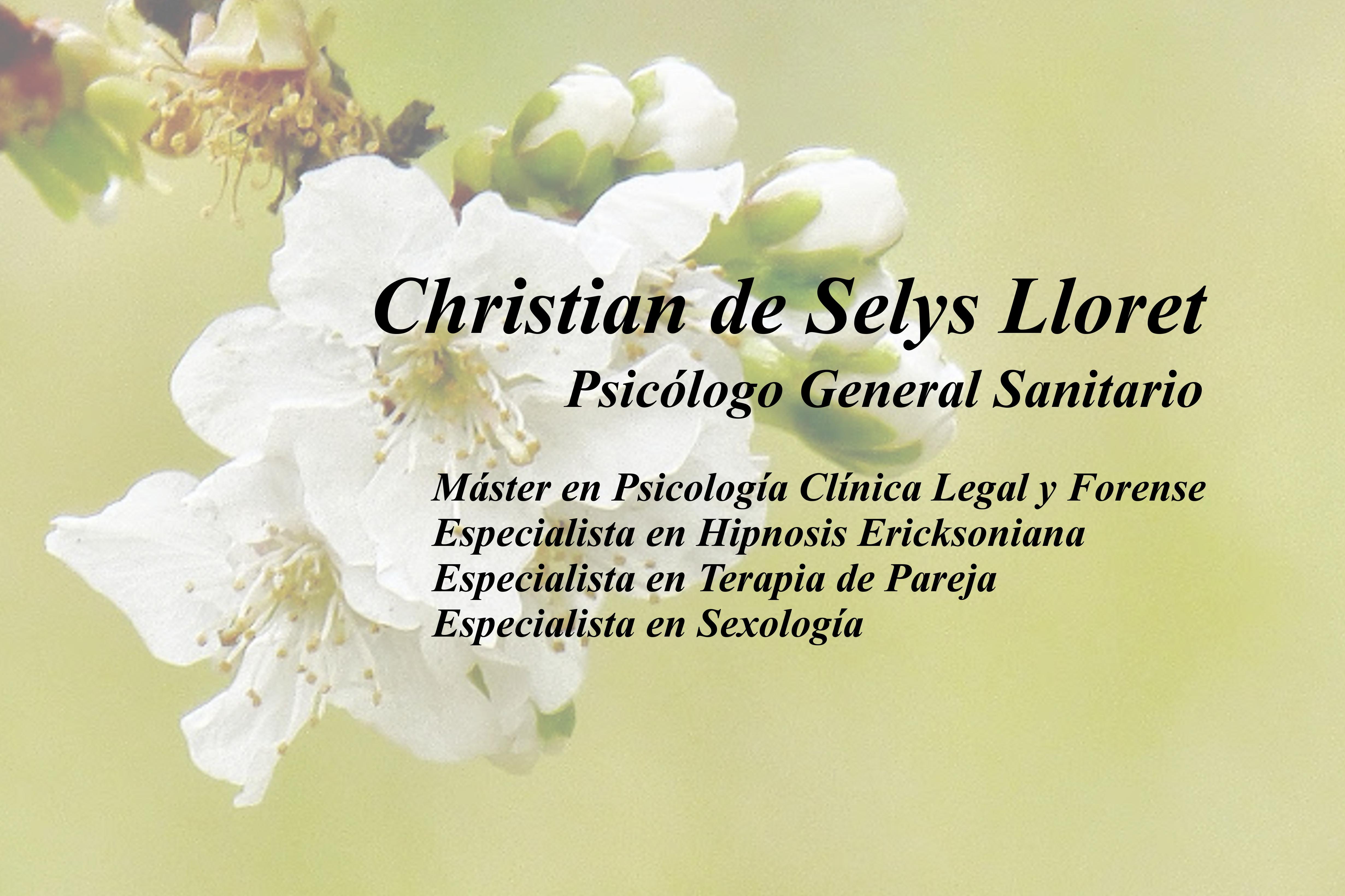 Christian de Selys